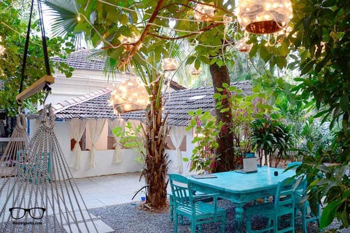 Woke Hostel Arpora is one of the best hostels in Goa, India