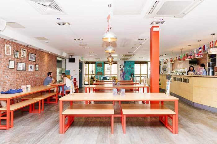 Youth Hostels in London: YHA Central Hostel in London