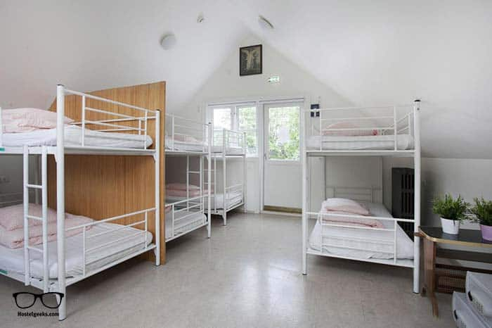 Best hostel in Iceland.