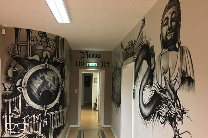 B47, Best hostels in Reykjavik, Iceland.