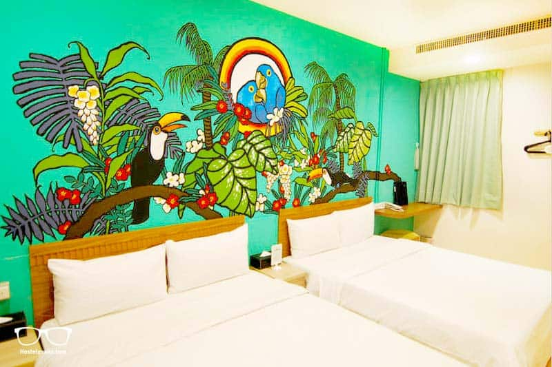 Backpackers Inn Taipei