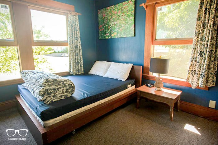 HI Portland Hawthorne Hostel is one of the best hostels in Portland, USA