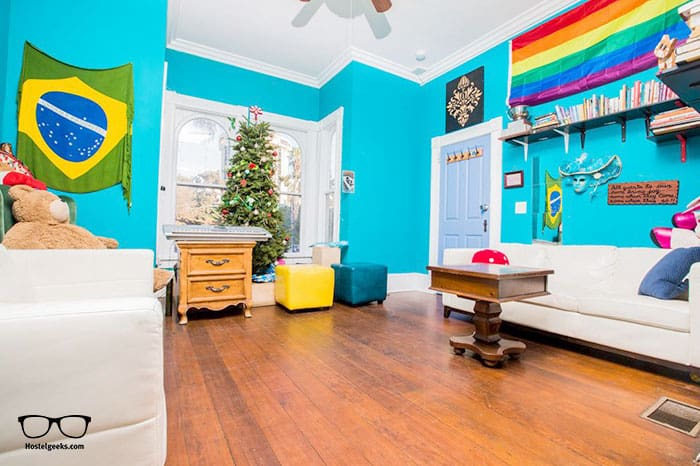 ITH Adventure Hostel is one of the best hostels in San Diego, USA