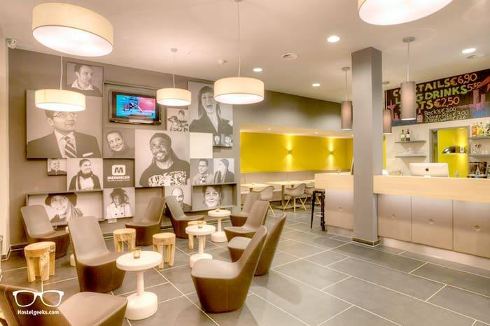 MEININGER Hotel Frankfurt/Main Messe is one of the best hostels in Frankfurt Germany, Europe