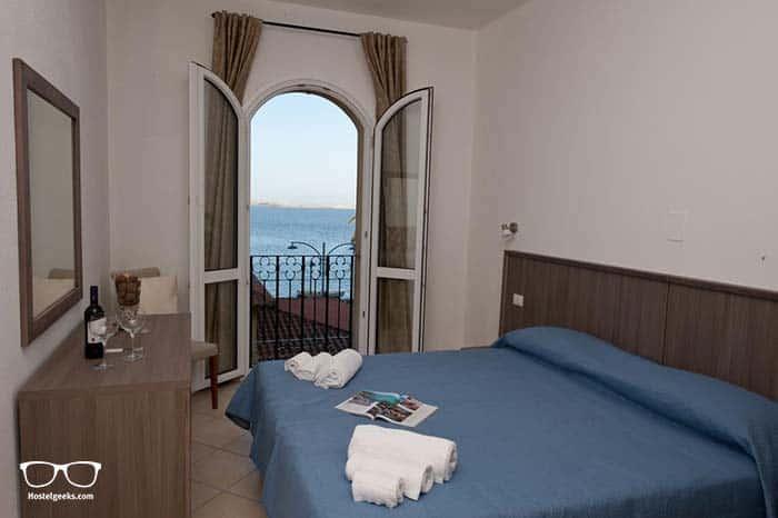 Best hostel in Sardinia, Italy.