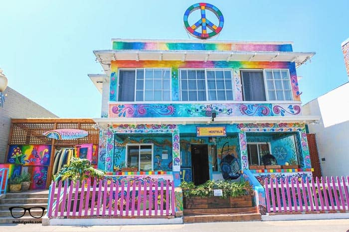 USA Hostels Ocean Beach is one of the best hostels in San Diego, USA