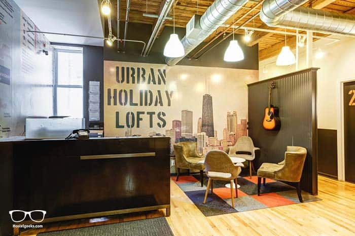 Best Hostels in Chicago.