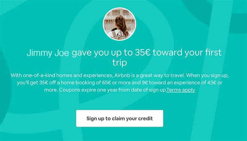 Airbnb Claim Credit - Invited that actually works