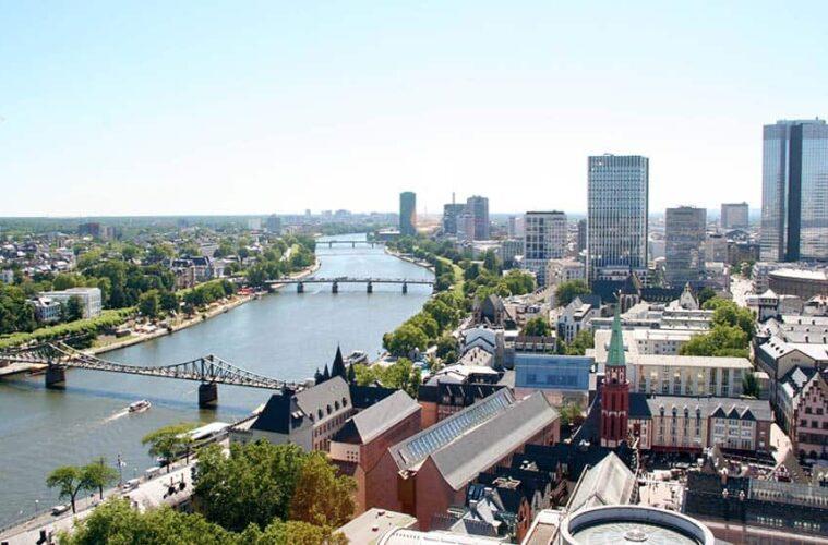 3 Best Hostels in Frankfurt, Germany