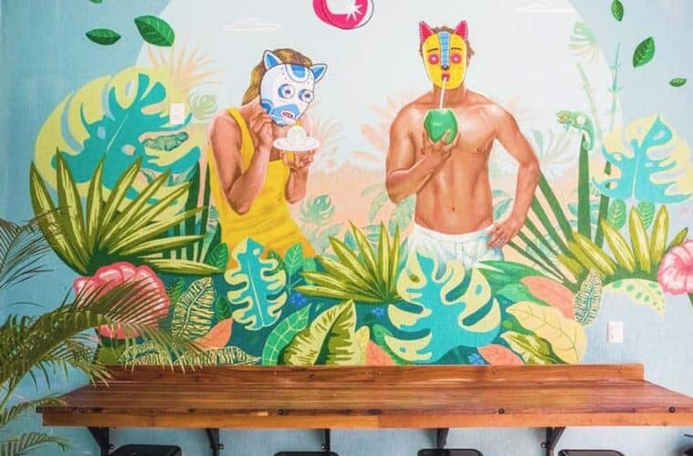 3 Best Hostels in Playa del Carmen, Mexico