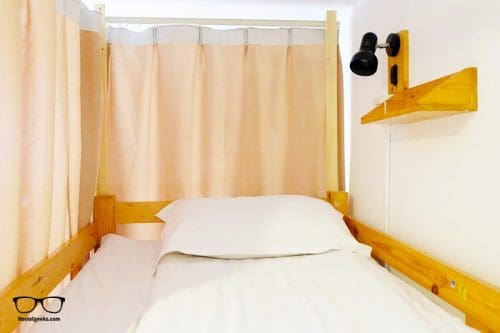 Blue Mountain Youth Hostel Luwan is one of the best hostels in Shanghai, China