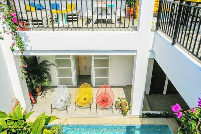 Bona Vida Hostel La Quinta is one of the best hostels in Colombia, South America