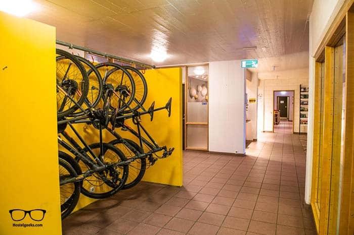 City Hi Hostel, best hostel in Iceland.