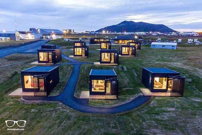Best hostel in Grindavik, Iceland.