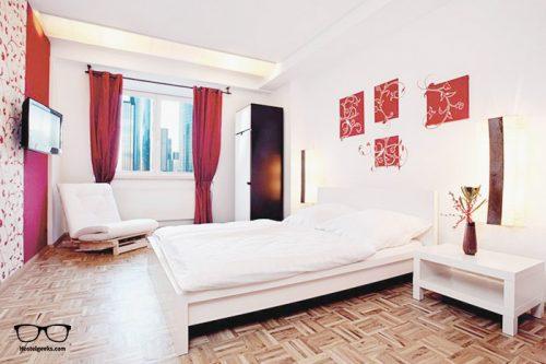 Five Elements Hostel is one of the best hostels in Frankfurt, Germany