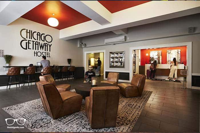 Best Hostel in Chigago, Getaway Hostel.