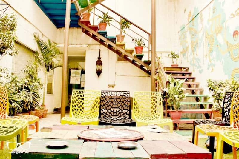 goStops Delhi Hostel