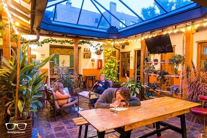 Best Hostels in Bogota, Mayasa Hostel.