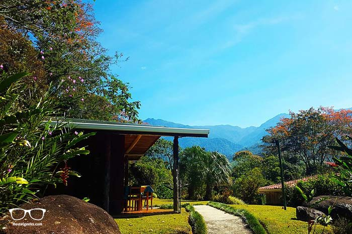 Best place to stay in San Isidro de El General, Costa Rica.