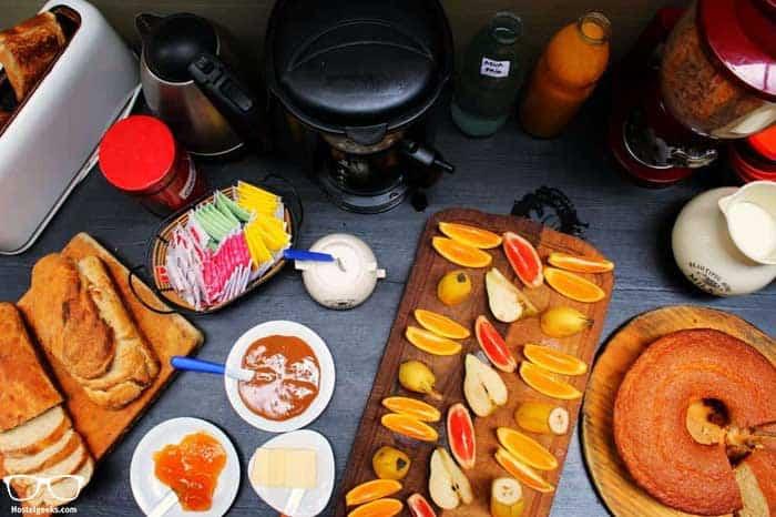 Rayuela Hostel Boutique, best hostel breakfast in Buenos Aires