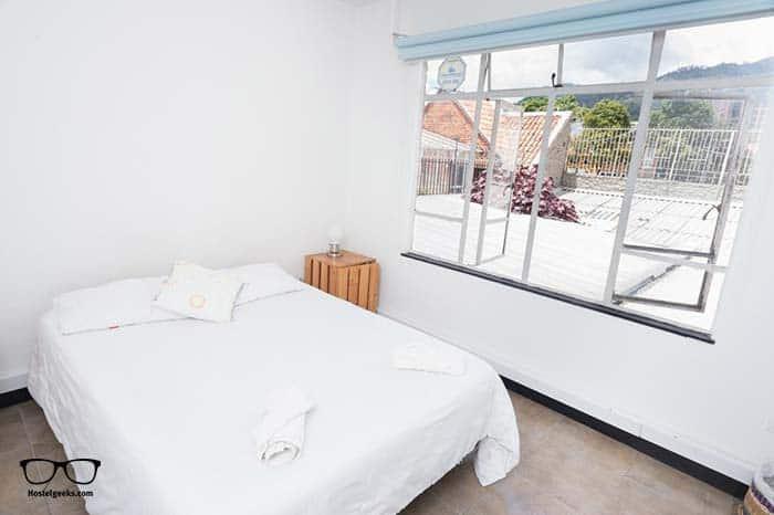 Republica Hostel in Bogota, Colombia.