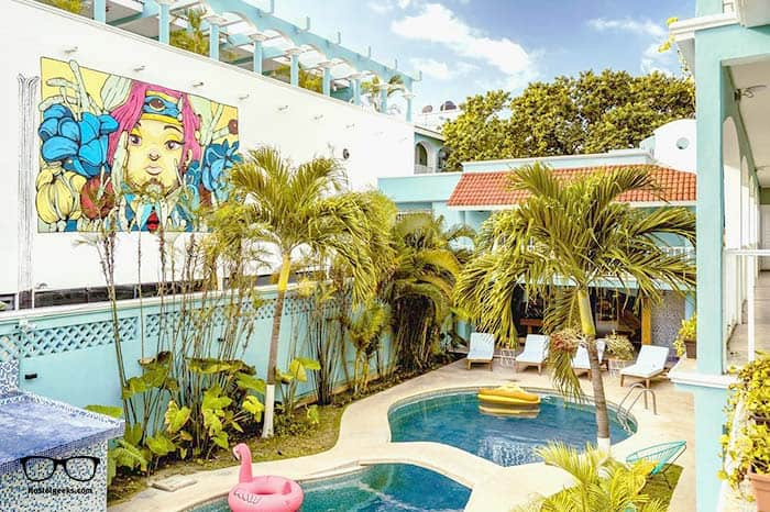Selina Playa Del Carmen is one of the best hostels in Playa del Carmen, Mexico