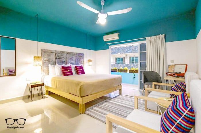 Selina Playa Del Carmen is one of the best hostels in Playa del Carmen, Mexico