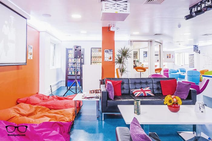 SoHostel is one of the best hostels in London, UK
