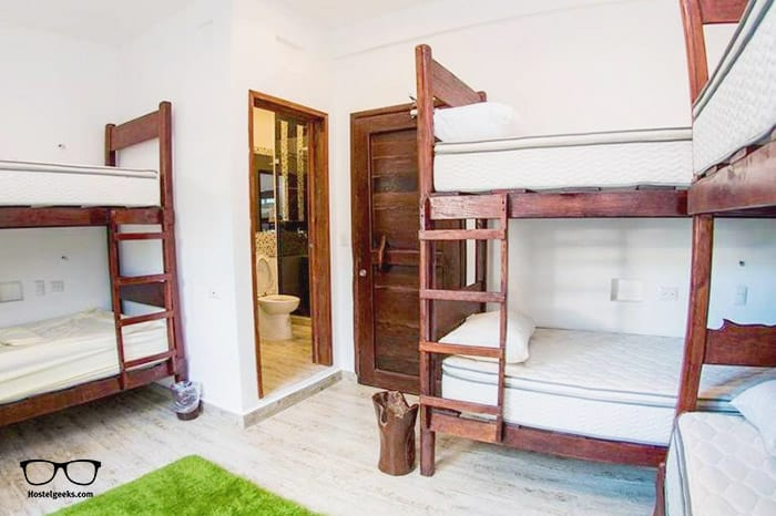 The Green Village Boutique Hotel is one of the best hostels in Playa del Carmen, Mexico