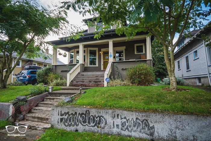Traveler's House is one of the best hostels in Portland, USA