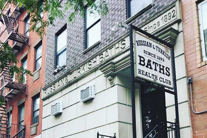 Spoil yourself in a Turkish bath in New York