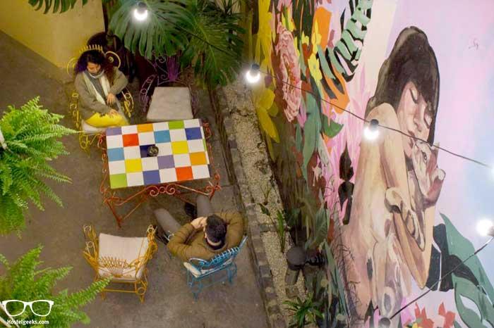 Voyage Recoleta Hostel in Buenos Aires
