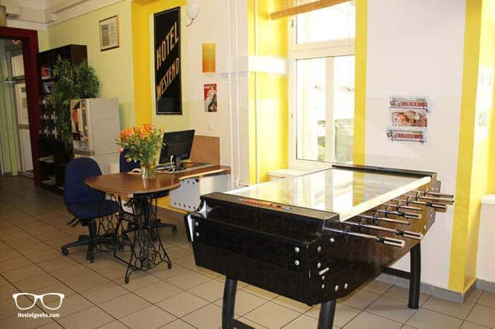 Westend City Hostel, best hostel in Vienna, Austria.