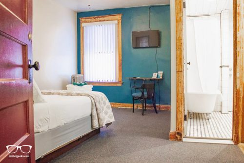 11th Avenue Hostel is one of the best hostels in Denver, Colorado