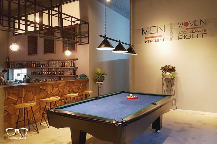 9 Station Hostel & Bar is the only 5 Star Hostel in Phu Quoc, Vietnam