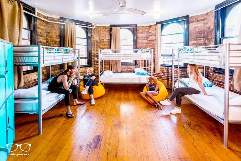 Nomads Brisbane Hostel