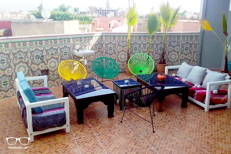 Rooftop Hostel