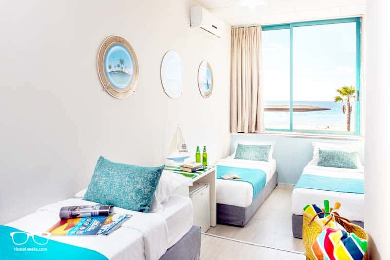 Tel Aviv Beachfront Hostel