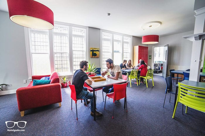 YHA Christchurch is one of the best hostels in Christchurch, New Zealand