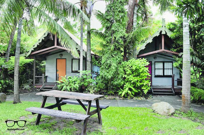 Airlie Beach Magnums is one of the best hostels in Airlie Beach, Australia