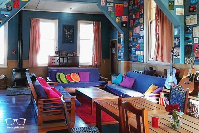 Albatross Backpacker Inn is one of the best hostels in New Zealand, Oceania