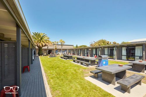 All Stars Inn On Bealey is one of the best hostels in Christchurch, New Zealand