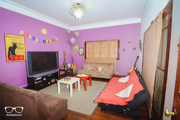 Arequipay Backpackers Downtown is one of the best hostels in Arequipa, Peru