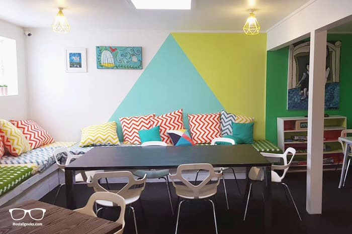 ArtHouse Accommodation Boutique Backpackers is one of the best hostels in New Zealand, Oceania