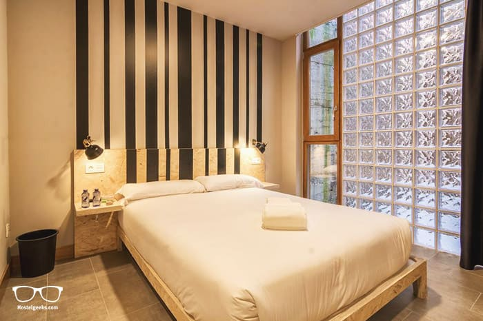 Bcool Bilbao is one of the best hostels in Bilbao, Spain