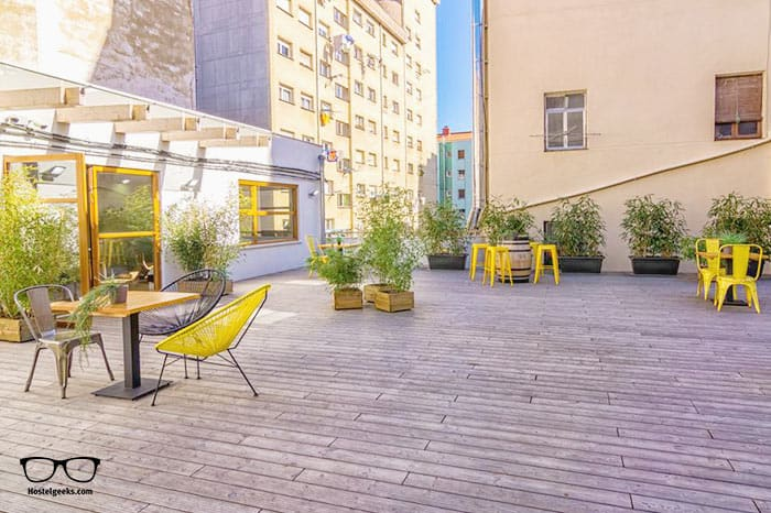 Bcool Bilbao is one of the best hostels in Bilbao, Spain