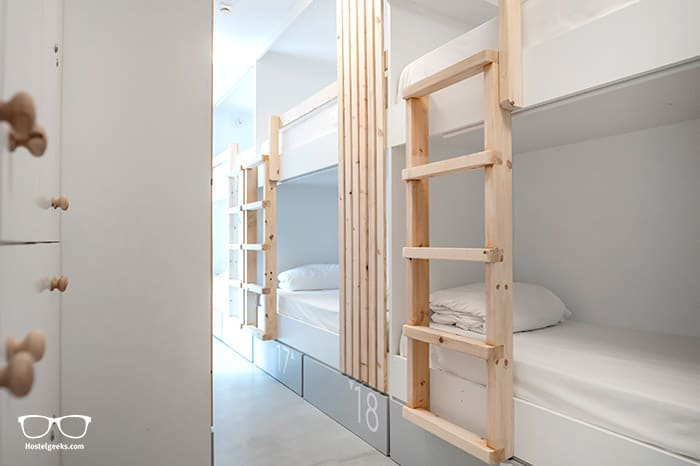 Bedspot Hostel is one of the best hostels in Greece, Europe