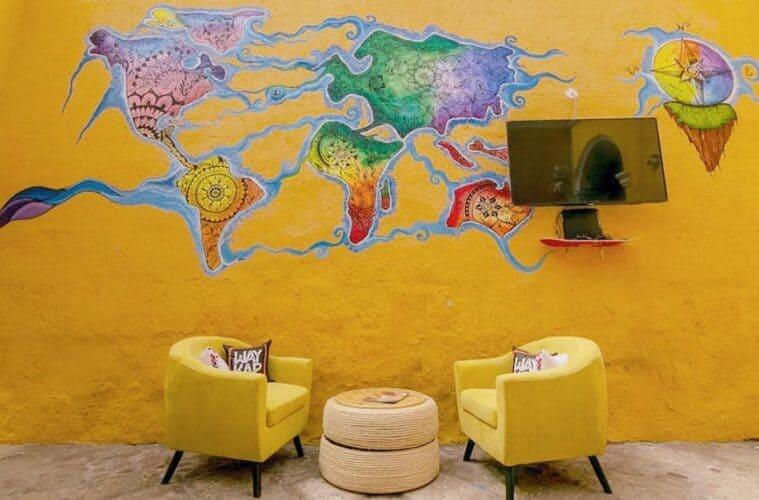 3 Best Hostels in Arequipa, Peru