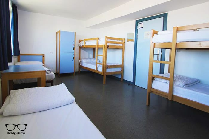 Bilbao Aterpetxea Hostel is one of the cheapest hostels in Bilbao, Spain
