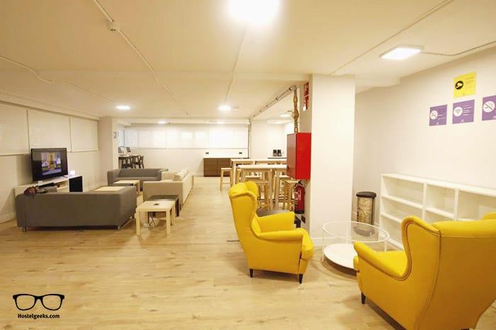Bilbao Metropolitan Hostel is one of the best hostels in Bilbao, Spain